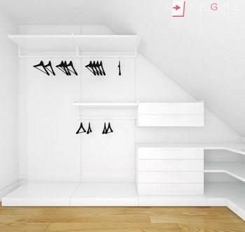 Attick & Understairs Angels Wardrobes 21