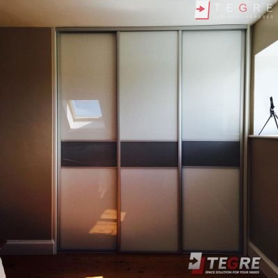 High Gloss & Color Glass Sliding Doors 11
