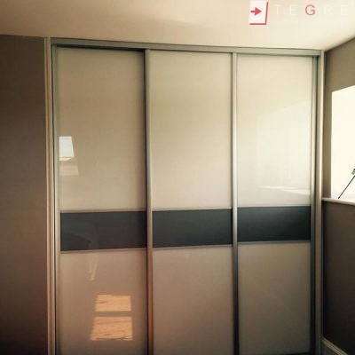 High Gloss & Color Glass Sliding Doors 12