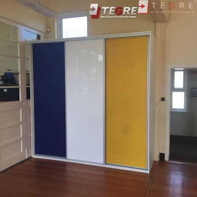 High Gloss & Color Glass Sliding Doors 14