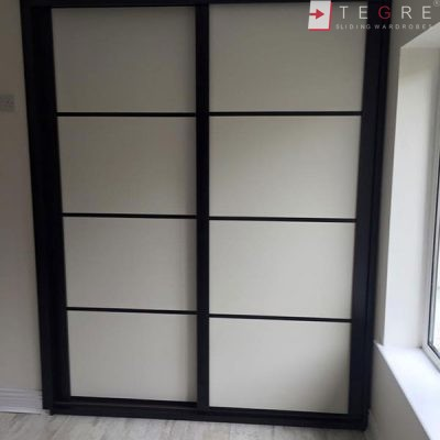 High Gloss & Color Glass Sliding Doors 2