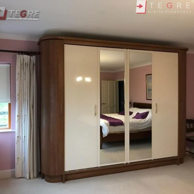High Gloss & Color Glass Sliding Doors 21