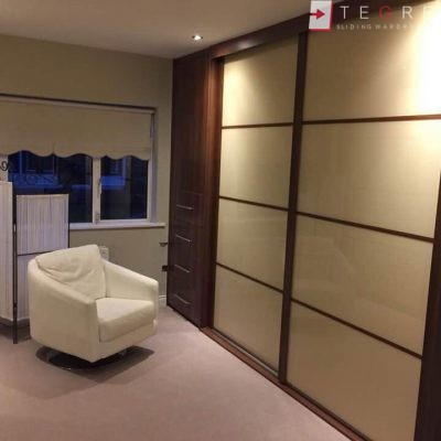 High Gloss & Color Glass Sliding Doors 23