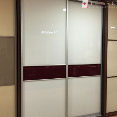High Gloss & Color Glass Sliding Doors 35