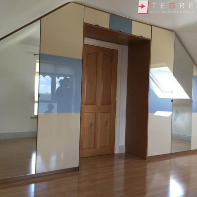 High Gloss & Color Glass Sliding Doors 39