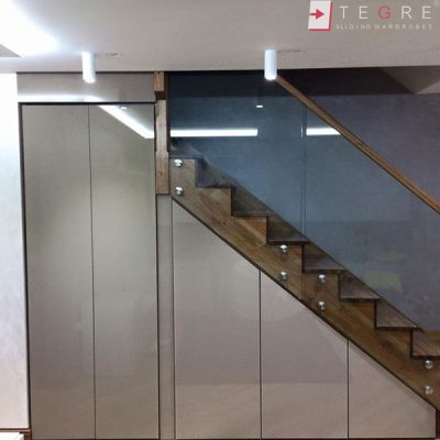 High Gloss & Color Glass Sliding Doors 48