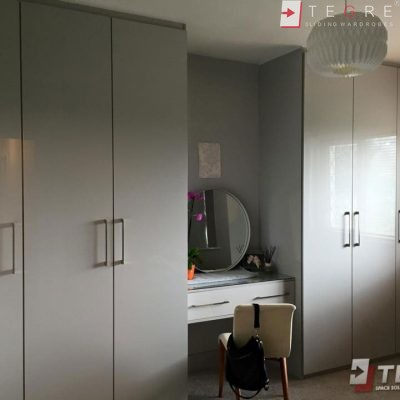 High Gloss & Color Glass Sliding Doors 63