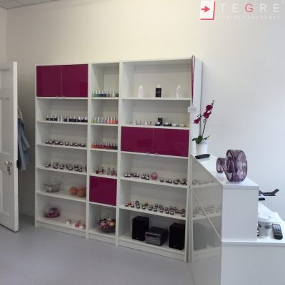 Sliding, Fitted Commercial Furnitures 01