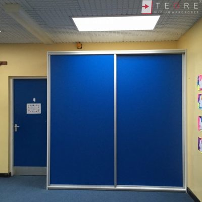 Sliding, Fitted Commercial Furnitures 07