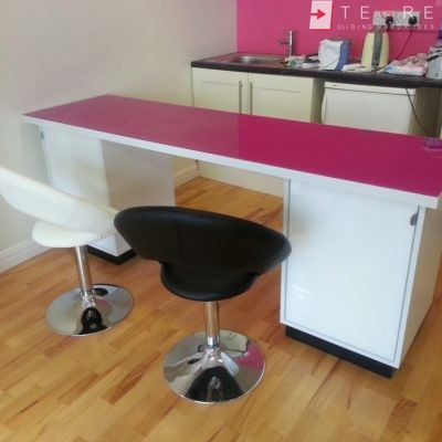 Sliding, Fitted Commercial Furnitures 08