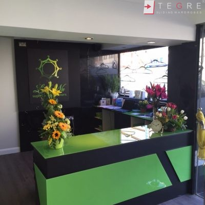 Sliding, Fitted Commercial Furnitures 13