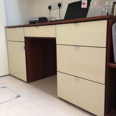 Sliding, Fitted Commercial Furnitures 16