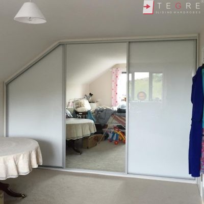 Attic Conversions – Sliding Wardrobes & Doors 02