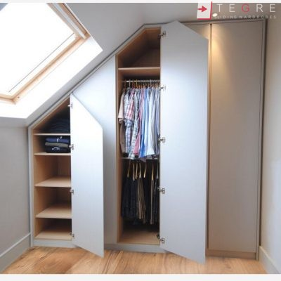 Attic Conversions – Sliding Wardrobes & Doors 03