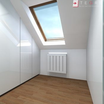 Attic Conversions – Sliding Wardrobes & Doors 08