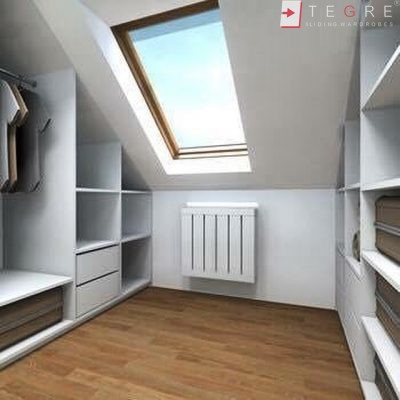 Attic Conversions – Sliding Wardrobes & Doors 10