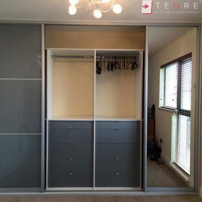 Attick & Understairs Built In Wardrobes 40