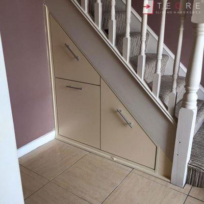 Attick & Understairs Built In Wardrobes 53
