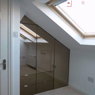 Attick & Understairs Space 34
