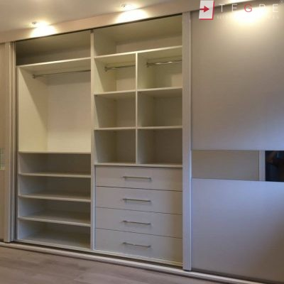 Fitted & Sliding Wardrobes Interiors 09