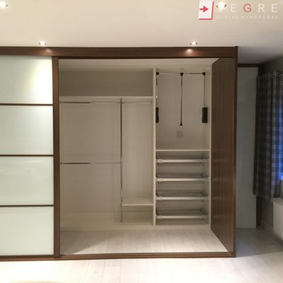 Fitted & Sliding Wardrobes Interiors 25