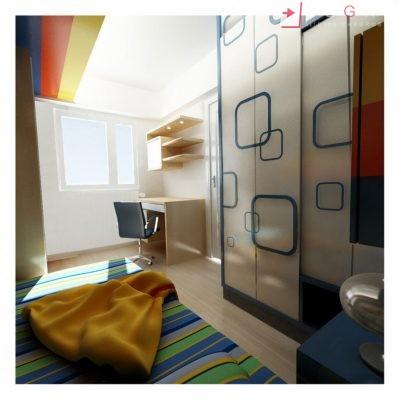 Kids Bedrooms Sliding Wardrobes & Doors - Dublin, Sligo, Ballina ...