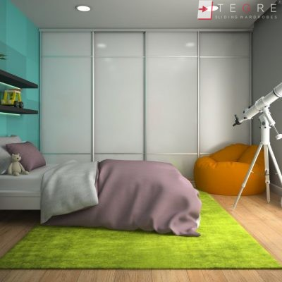 Kids Bedrooms – Sliding, Fitted Wardrobes 10