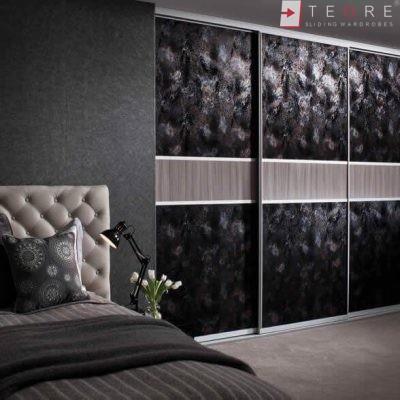 Mirror & Panel Finish Sliding Wardrobe 01