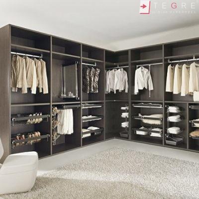 Sliding Wardrobes Interiors 04