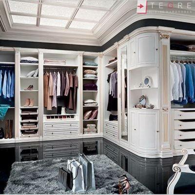 Sliding Wardrobes Interiors 07