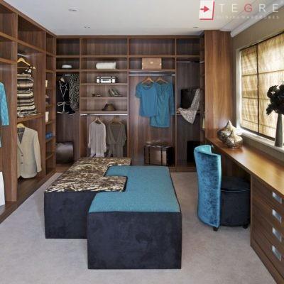 Sliding Wardrobes Interiors 09