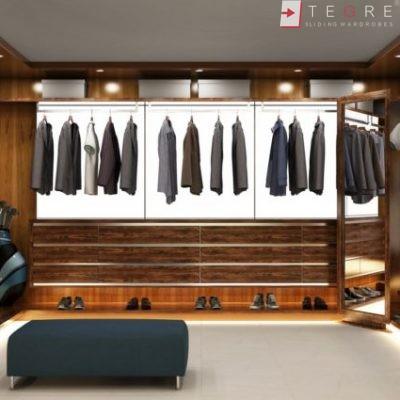 Sliding Wardrobes Interiors 10