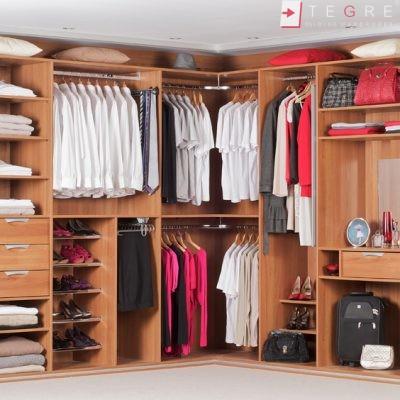 Walk In Wardrobes Interiors 01
