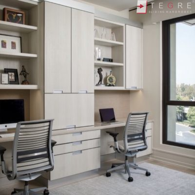 Office & Study Built In Furnitures 02