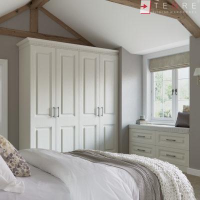 Traditional Wardrobes Danbury Bedroom Legno Ivory 1