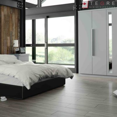 Traditional Wardrobes Galaxy Light Grey Bedroom 1024x768