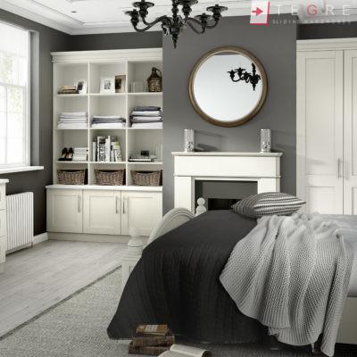 Traditional Wardrobes Tuscany Ivory Bedroom